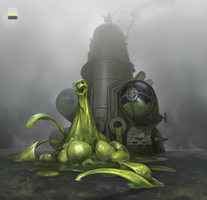 6 Acid Slime by Gimaldinov