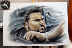Big Pun by TATTOOCREAM19