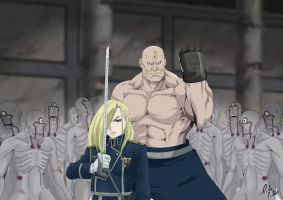 FMA Armstrong Brotherhood by pepeckt