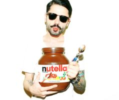 hi I am nutella by arazugur