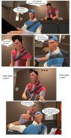 TF2- Introducing...Nerd and Swag Scout! by Crystal124