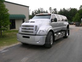 Shaq's F650 front by Supertruck