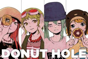 Donut Hole by Akimiya