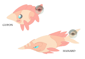 Rocky Fish by Sketch-Lampoon