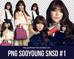 PNG Sooyoung SNSD #1 by yeolibaekie-holic