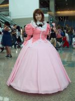 Princess AX2010 cosplay by Howlingstar89