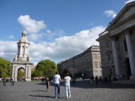 Trinity College by caribbeanpirate
