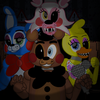 Welcome Back to Freddy's by AlicornOverlord