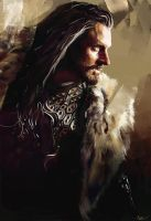 Thorin Oakenshield by Namecchan