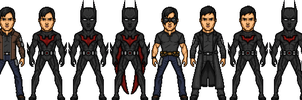 Batman Beyond by BAILEY2088