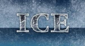 Ice photoshop layer style by elcid1973