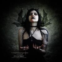 Lilith-Shadow Drawn-Out by vampirekingdom