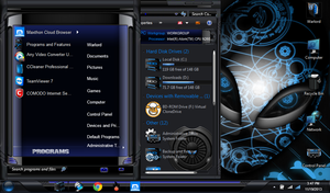 Freeze the alienware by Shadow--Warrior