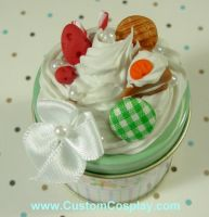 deco sweets candle tin by The-Cute-Storm