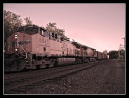 Railroad Expression by factorone33