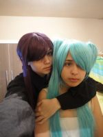You're mine. - Vocaloid by miyuki-chan8D