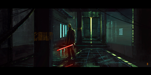 HALLWAY by donmalo
