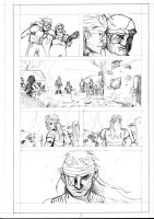 Project Page 4 Pencils by DuFfMaNRed