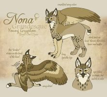 Nona Charatcer Sheet by merrypaws