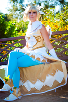 Princess Serenade Photoshoot - Swoz- Summer 2012 by Weeaboo-Warehouse
