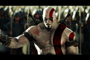 GOD OF WAR: the movie by Dallaz45