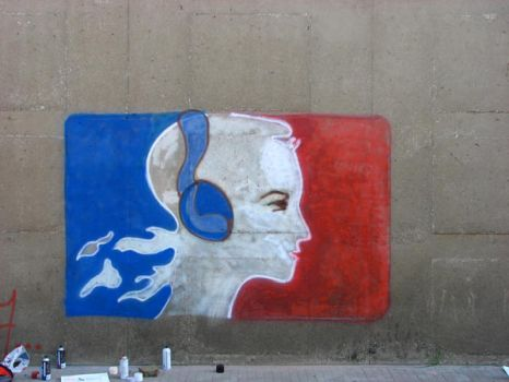 Beirut Taggs La marianne by Hagv
