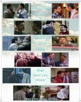 Destiel and Shassie Closer by BeccaMalory