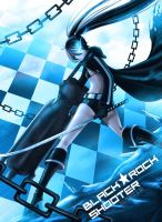 Black Rock Shooter 2 by jehanaruto