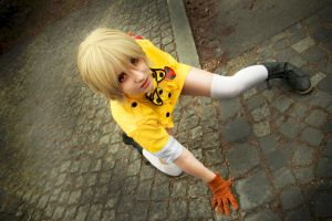 Seras Victoria by PineapplePandah