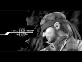 MGS3 Snake Eater by Machine2k5