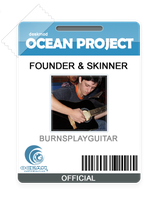 Ocean ID by burnsplayguitar