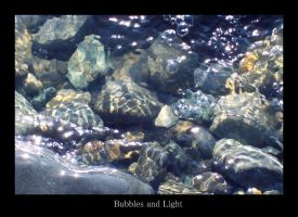 Bubbles and Light by rcoots