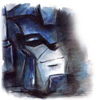 TF Animated Ink -Ultra Magnus by Taleea