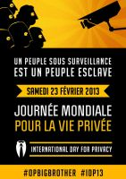 Flyer / Poster #IDP13 france by OpGraffiti