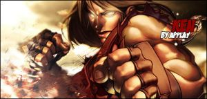 Street Fighter Signature by Applay