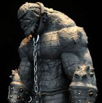 Batman Arkham Killer Croc by AntWatkins