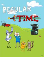Regular Time by Tillo27