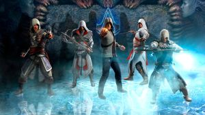 Assassin's Creed All-Stars (My Version) by AnnaPostal666