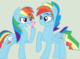 dash and blitz : love posion by nederside