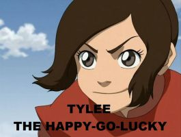 Tylee, the happy go lucky by Tylantta9