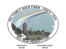 Pie Family Rock Farm by dutchscout