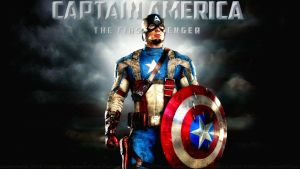 Chris Evans Captain America III by Dave-Daring