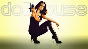 Eliza Dushku Leather Boots II by Dave-Daring