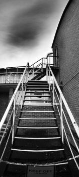 Fire Exit by diiscovery