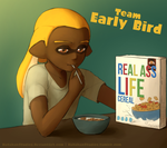Team Early Bird by NatahanStudios