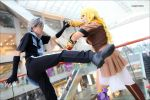 STGCC 2015 - Mercury Black Versus Yang Xiao Long by NeoVersion7