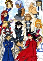 DIRGE OF CERBERUS FAMILIE by Chaosvin