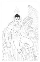Superman by Brunoultimate