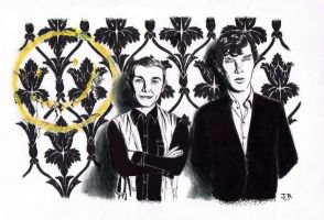 In 221B by ApocalypticCandy