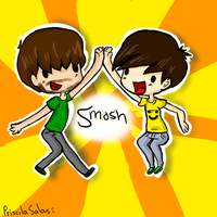 Smosh by Prissychan